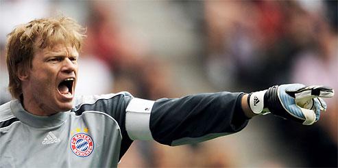 Немецкий футболист оливер